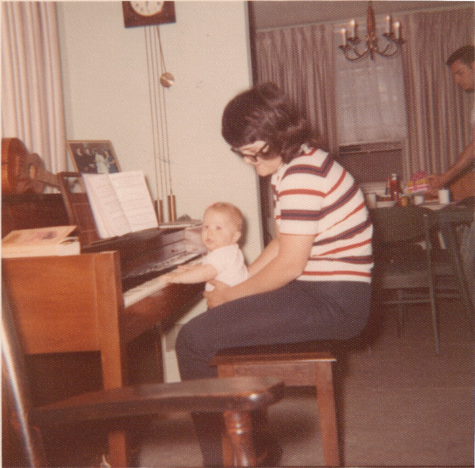 Jean at the Piano